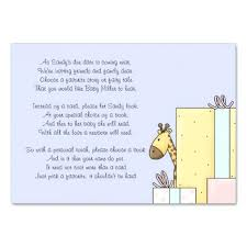 sentimental baby shower gift ideas deluxe and footprint picture