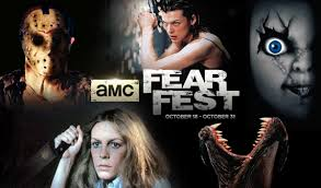 amc u0027s fearfest has begun print the full schedule horror movie