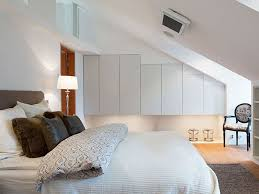 Grey Cream And White Bedroom Bedroom Breathtaking Attic Bedroom Design With White Bed Cover