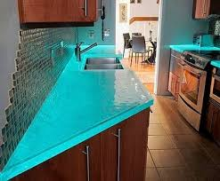 Kitchen Counter Top Design by Top 25 Best Green Countertops Ideas On Pinterest Cozy Kitchen