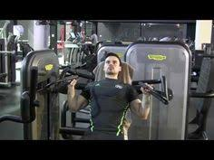 Great Shoulder - back extension lifefitness fitness wants