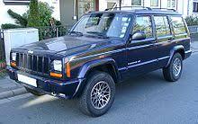 old jeep grand wagoneer jeep cherokee xj wikipedia