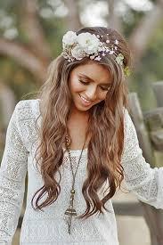 coiffure mariage cheveux lach s 1001 idées pour la coiffure boucle mariage trouvez les plus