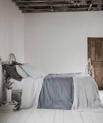 elegant pure linen flat sheets the linen works london