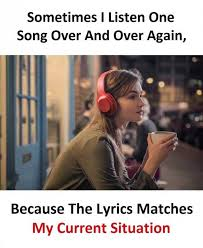 Internet Meme Song - dopl3r com memes sometimes i listen one song over and over again