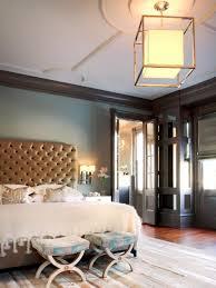 Bedroom Ideas With Purple Carpet Romantic Bedroom Decorating With Chandelier And Hardwood Floor