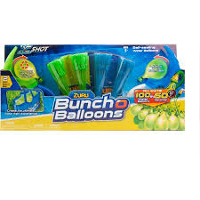 bunch balloons zuru x bunch o balloons launcher value pack walmart