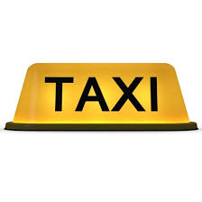 Taxi Light Taxi Light 3d Model