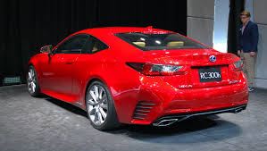 mazda convertible 2015 lexus rc convertible in the works auto moto japan bullet