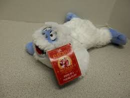 buy rudolph red nosed reindeer abominable snowman plush