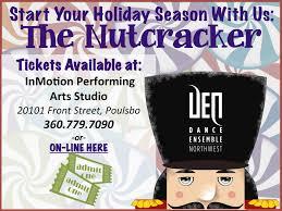 the nutcracker thanksgiving weekend