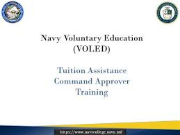 Navy Knowledge Online Help Desk 1 U S Navy Tuition Assistance Ta Program Overview Of Policies