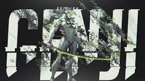 overwatch halloween background genji wallpaper 2560x1440 overwatch