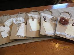 wedding guest gift bags new item sale 5 assorted rustic shabby chic hotel wedding guest