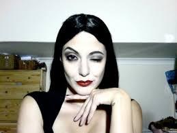 Morticia Addams Halloween Costumes Morticia Addams Love Character Makeup Halloween