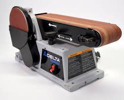 Bench Top Belt Sander Delta Shopmaster Sa446 4 Belt 6 Disc Sander Bench Top Stationary
