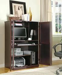 Large Computer Armoire Computer Armoire Corner U2013 Perfectgreenlawn Com
