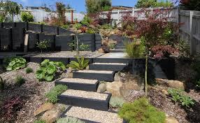 a dramatic home zen garden transformation zones