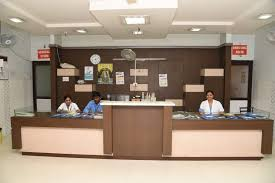 Hospital Reception Desk Phoenix Hospital Allahabad The First Wide Ranging Multi And Super