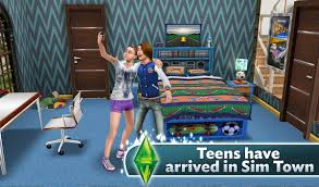 Sims Freeplay Beach House by The Sims Freeplay Gets Teen Update Halloween Event In Full Swing