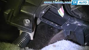 2002 jeep grand blower motor resistor how to install replace ac heater blower motor fan speed