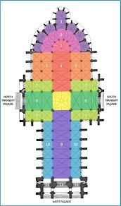 gothic cathedral floor plan vittoria agli architetti cathédrale notre dame d amiens