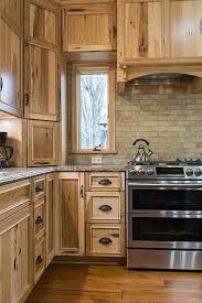 hickory kitchen cabinet design ideas 22 hickory cabinets ideas hickory cabinets kitchen design