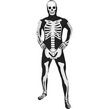 Morph Halloween Costumes Skeleton Halloween Costume Men Kobra Kai