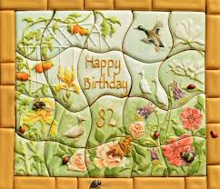 cookie arrangements garden cookiesaw cookie jigsaw puzzle with tips by honeycat