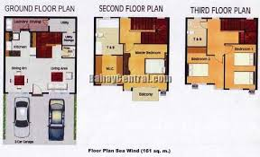 the seawind floor plan bahaycentral condominium sentosia condominiums paranaque city
