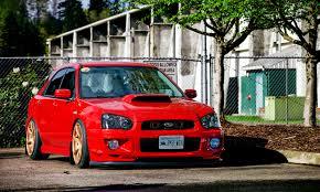 red subaru sedan 2004 subaru impreza wrx u2013 rumble wagon u2013 2013 imscc competitor
