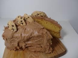 recipe gluten free chocolate chip cookie sponge cake