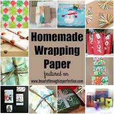 beautiful wrapping paper diy wrapping paper ideas beauty through imperfection