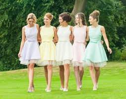 wedding bridesmaid dresses top 5 of choice of bridesmaid dress in color and