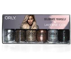 laverne cox nail polish colors power meaning orly