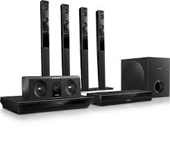Used Home Theatre Systems Bangalore 5 1 3d Blu Ray Home Theater Htb5580 94 Philips