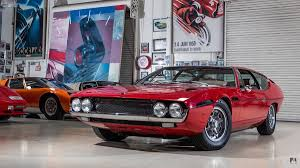 lamborghini espada video check out jay lenos recently restored 1969 lamborghini