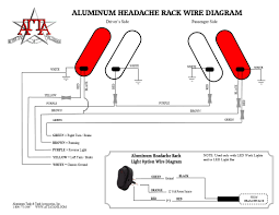 led trailer lights wiring diagram gooddy org