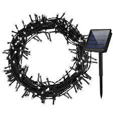 Solar String Lights For Gazebo by Amazon Com Cymas Solar String Lights 72ft 200leds Waterproof