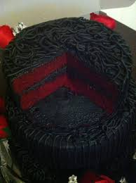114 best cakes black and red images on pinterest beautiful