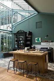 ilot central dans cuisine cuisine avec îlot central 43 idées inspirations kitchens