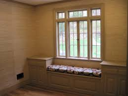 Window Seat Storage Bench Interior Build A Storage Bench Seat Quick Woodworking Projects