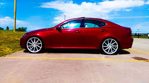 lexus is250 white wheels pic request matador red mica 2is with white wheels clublexus