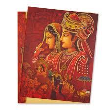 hindu wedding card hindu wedding invitation card with groom