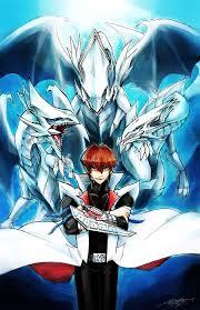 seto kaiba master of the blue eyes white dragons by