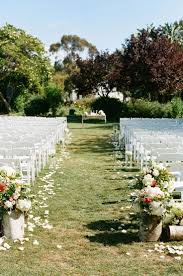 best 25 outdoor wedding aisles ideas on pinterest outdoor