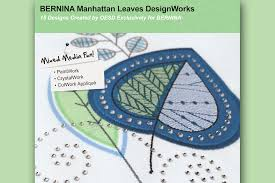 bernina exclusive embroidery collections products bernina