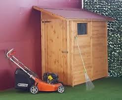 casette ricovero attrezzi da giardino casetta in legno da giardino per ricovero attrezzi addossata a164