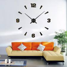 Decorative Wall Clocks For Living Room Compare Prices On Modern Wall Watches Online Shopping Buy Low