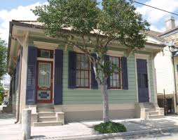 new orleans homes and condos we have our own color schemes